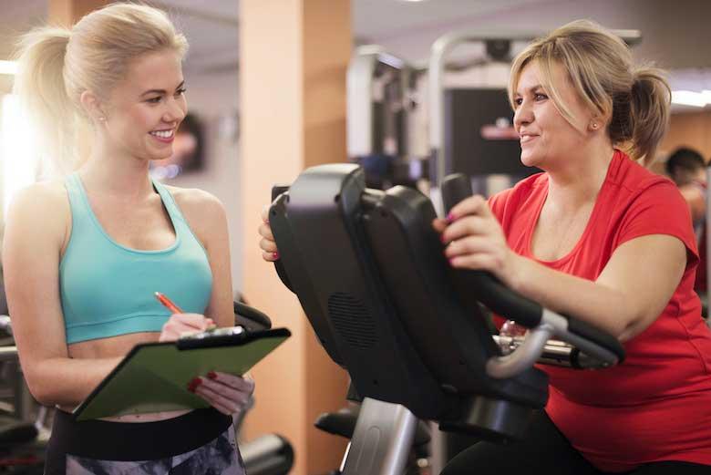 Personal Trainer Obesità