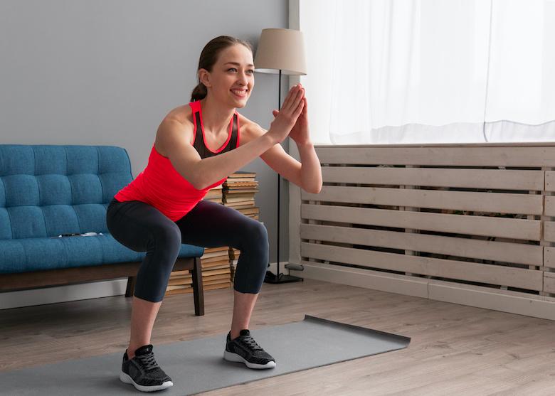 30 Days Squat Challange Cellulite Glutei Fitness Brianza