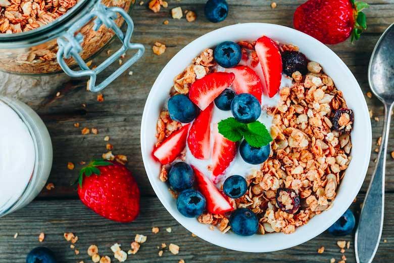 Colazione Sana Veloce Nutriente Fitness Brianza